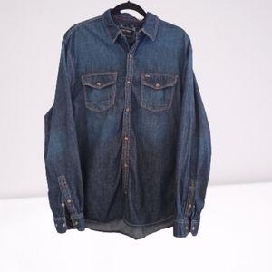 🍄Point Zero Men Shirt Size Large
